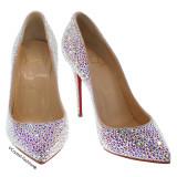 Comenzi Speciale Crystal-Fashion® Swarovski®, Alb