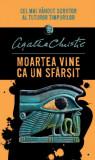 Moartea vine ca un sfarsit Agatha Christie