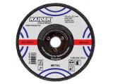 Disc abraziv 230х6х22.2mm Raider 160112