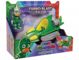 Jucarie Pj Masks Turbo Blast Vehicles Gekko Mobile