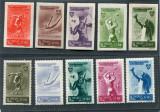 1945 , ROMANIA , Lp 175 , Organizatia Sportului Popular , O.S.P. - MNH, Nestampilat