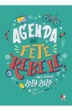 Agenda unei fete rebele anul scolar 2019-2020
