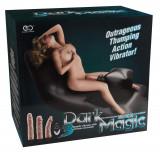 Cumpara ieftin Masina Sex, Dark Magic Thrusting Bed, 3 Vibratoare