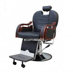 Scaun Profesional Salon Frizerie Coafor Reglabil Hollywood 8074