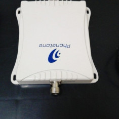 Amplificator 3G/4G VOCE-INTERNET/GSM Repeater Dual Band 900 /2100Mh