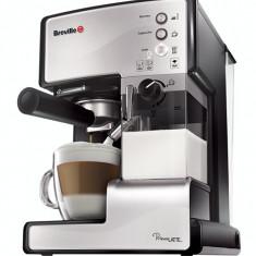 Espressor cafea Breville Prima Latte Silver 15 bari 1.5 l Argintiu