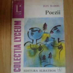 Z2 POEZII - ION BARBU