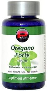 Oregano forte  - 1600 mg - 120 capsule foto