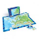 Puzzle Travel - Harta Europei 100 Piese