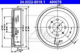 Tambur frana FIAT DOBLO Cargo (223) (2000 - 2016) ATE 24.0222-8018.1