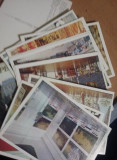 lot 16 carti postale necirculate PETRODVORETS-THE GREAT PALACE,Tp.GRATUIT