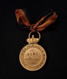 Medalie Medicina per regalista - Buna Ingrijire - Soc. Principele Mircea