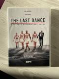 The Last Dance (3-DVD)(USA) , Michael Jordan , Chicago Bulls , NOU !!!, Engleza