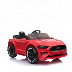 Masinuta electrica Mustang, rosu