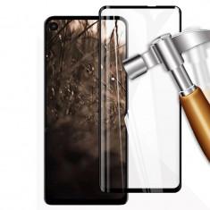 Folie sticla securizata 9D FULL GLUE pentru Motorola One Vision / Moto G7 Play