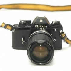 Nikon EM + Nikkor 35-105mm f3.5-4.5