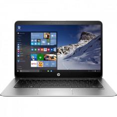 Laptop HP EliteBook 1030 G1 13.3 inch QHD+ Intel Core m5-6Y54 8GB DDR3 256GB SSD Intel HD Graphics Windows 10 Pro Silver