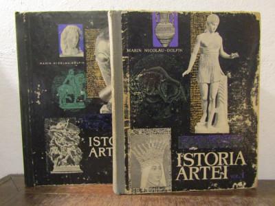Istoria Artei - Marin Nicolau-Golfin foto