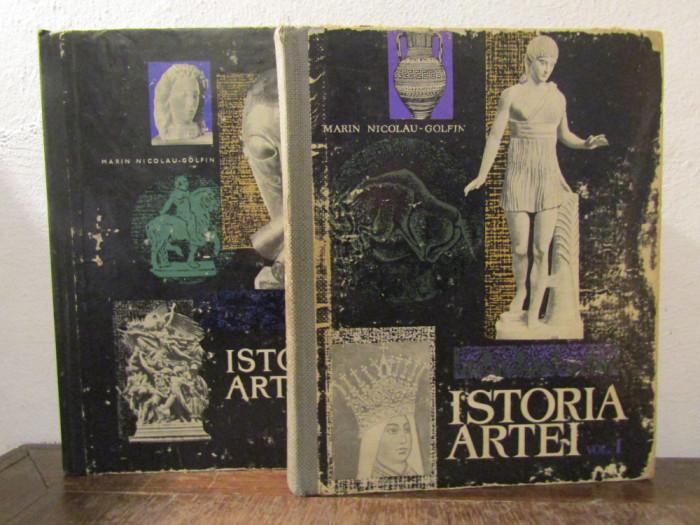 Istoria Artei - Marin Nicolau-Golfin
