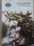 DANTE ALIGHIERI-ALEXANDRU BALACI