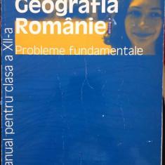 Manual geografie clasa a XII-a