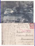 Tihuta  ( jud. Bistrita Nasaud ) -cenzura militara WWI, WK1, rara