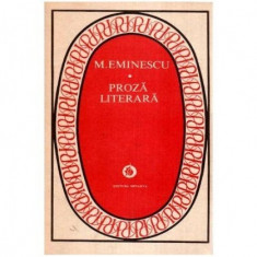 Proza Literara