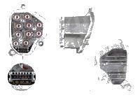 Modul LED Bmw Seria 5 (F10/F11), 12.2009-06.2013, fata, Stanga, pentru fata indicator; LED; RHT/LHD, HELLA foto