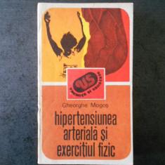 GHEORGHE MOGOS - HIPERTENSIUNEA ARTERIALA SI EXERCITIUL FIZIC