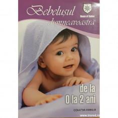 Bebelusul dumneavoastra de la 0 la 2 ani