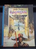 Carusel (BD) - povestire fantastica in 52 litografii - desene Sandu Florea 1982, Alta editura