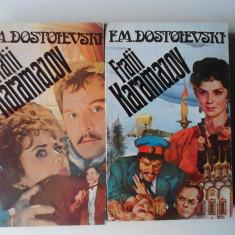 Fratii Karamazov  - F.M. Dostoievski   (2 volume)