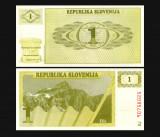 Slovenia 1990 - 1 tolar aUNC