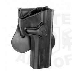 Toc pistol pentru platforma CZ75 SP-01 - Negru [AMOMAX]