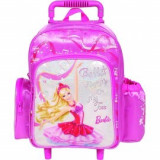 Troler gradinita Barbie in the pink shoes