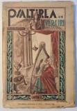 PSALTIREA IN VERSURI -CARTEA I de IOAN GLONTESCU , 1934