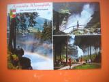 HOPCT 64363  CASCADA KRIMMLER  -AUSTRIA-STAMPILOGRAFIE-CIRCULATA