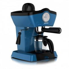 Espressor heinner charm hem-200bl putere: 800 w capacitate rezervor detasabil transparent : 250 ml presiune