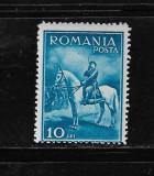 ROMANIA 1932 - CAROL II, CALARE  - MNH - LP 97