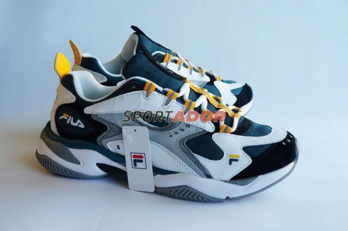 Adidasi Fila Boveasorus 42EU - factura garantie