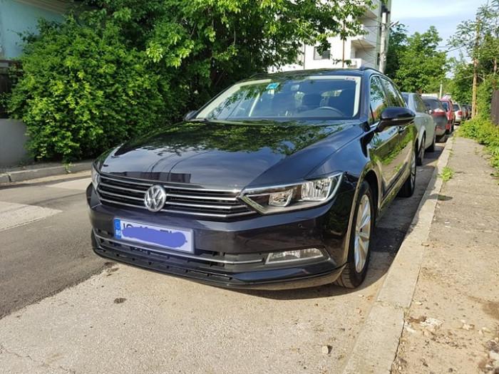 Volkswagen Passat 2017  buisness  2.0 diesel 150 CP  26.000km