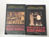 LIDDELL HART - ISTORIA CELUI DE AL II-LEA RAZBOI MONDIAL            Vol.1.2.