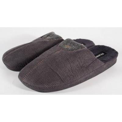 Papuci de casa negri pentru barbati/barbatesti (cod 192-31346) foto