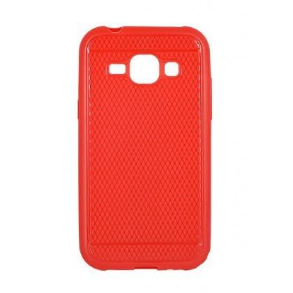 Husa Capac Silicon Viki Samsung G928 Galaxy S6 Edge+ Rosu