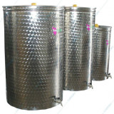 Cisterne inox cu capac flotant eco fpn 150l