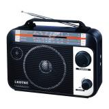 Radio portabil Leotec LT-Q1, 4 benzi, mufa jack
