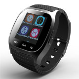 "Ceas smartwatch M26 Bluetooth, ecran 1.5"", barometru, pedometru,, notificari..., RegalSmart"