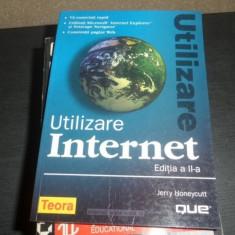 Utilizare internet – Jerry Honeycutt