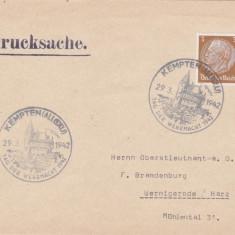 Germania Reich 1942 - Stampila Speciala / Tag der Wehrmacht - Ziua Armatei