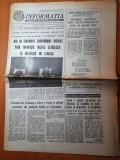 informatia bucurestiului 9 mai 1983-ceausescu vizita in galati si constanta